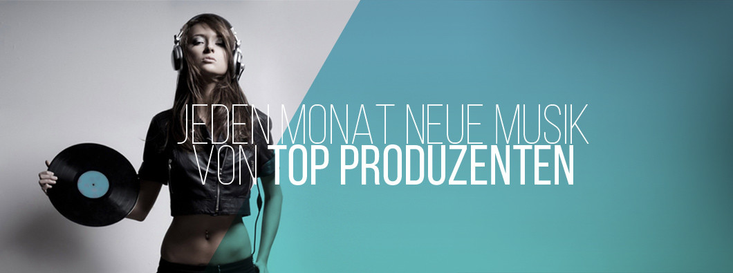GEMAfreie Musik von Top Produzenten